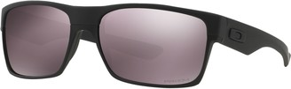 Oakley OO9189 Two Face Prizm Daily PolarisedSquare Sunglasses