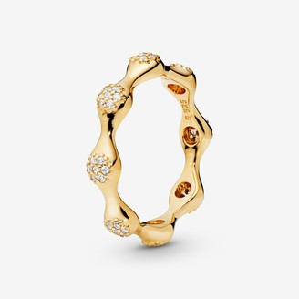 Pandora PaveModern LovePods Ring