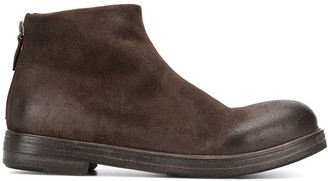 Marsèll Zip Up Ankle Boots