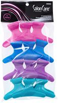 Salon Care Colored 3 Inch Butterfly Clamps