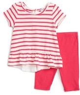 Splendid Infant Girl's Tee & Leggings Set