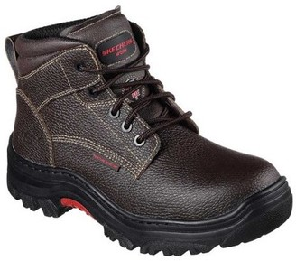Skechers Men's Burgin Tarlac Steel Toe Boots