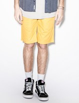 Publish Yellow Hefner Shorts