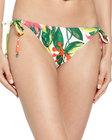 tommy bahama white tropical tieside bikini bottom white