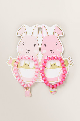 Seed Heritage Bunny Tear and Share Bracelet