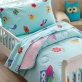 Olive Kids Birdie Toddler Comforter Set in Blue
