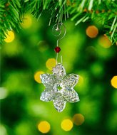 Waterford Crystal Mini Snowflake Ornament