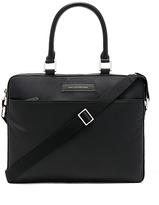WANT Les Essentiels Haneda 15 Slim Computer Bag in Black.