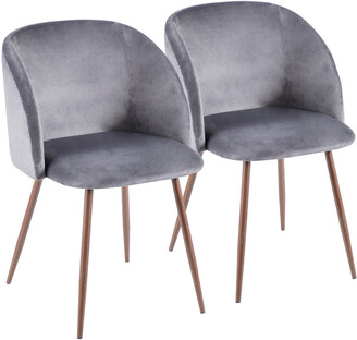 Lumisource Set Of 2 Fran Dining Chairs