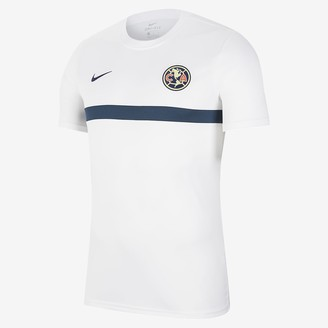 Nike Men's Short-Sleeve Soccer Top Club America Academy Pro