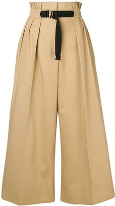 Kenzo Wide Leg Culottes