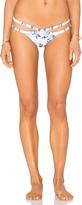 SKYE & staghorn Cut Out Bikini Bottom