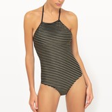 La Redoute Collections Jacquard Swimsuit