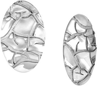 Marie June Jewelry Barren Silver Earrings
