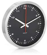 Blomus Era Stainless Steel & Black Wall Clock