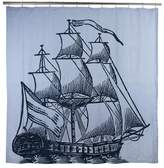 Thomas Paul Galleon Shower Curtain