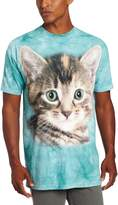 The Mountain Striped Kitten T-Shirt