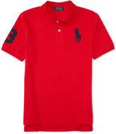 Ralph Lauren Little Boys' Embroidered Polo Shirt