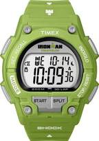 Timex Men's IRONMAN T5K434 Resin Quartz Watch with Digital Dial