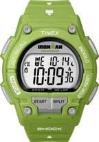 Timex Men's IRONMAN T5K434 Resin Quartz Watch with Digital Dial