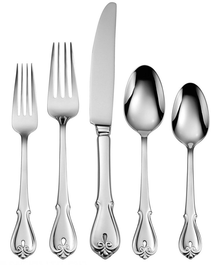 Oneida Harmonic 5 Piece Place Setting