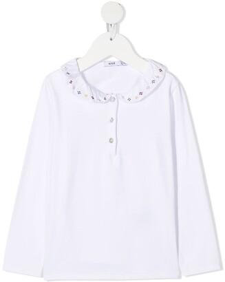 Knot Miwa polo shirt