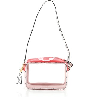 Louis Vuitton Beach Pouch Limited Edition Colored Monogram Giant