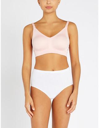 Bravado Body Silk stretch-nylon maternity bra