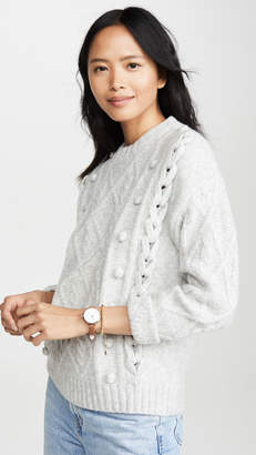 Line & Dot Mila Sweater