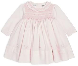Sarah Louise Smocked Dress (6-24 Months)