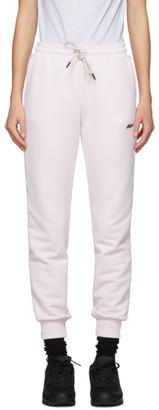 MSGM Pink Sport Lounge Pants