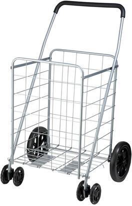 Honey-Can-Do 4-Wheel Folding Utility Cart