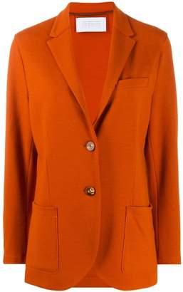 Harris Wharf London long sleeve knitted blazer
