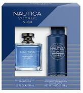 Nautica Voyage N83 Men's Fragrance Set 2 Piece