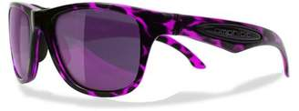 Wave Amphibia Floating Eyegear Polarized Adult Sunglasses-Purple Tortoise