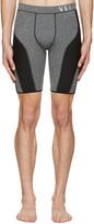 Versace Underwear Grey Running Shorts