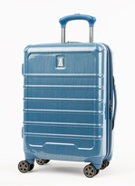 """Travelpro Electric Blue Rollmaster Lite Expandable Hardside 20"""" Spinner Carry-On"""