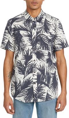 Volcom Mas Palmas Short Sleeve Button-Up Shirt