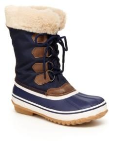 JBU Rainey Too Mid Calf Duck Boots Women's Shoes