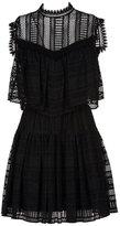 Philosophy Di Lorenzo Serafini Tiered Dress Black
