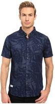 7 Diamonds Waves of Nature Short Sleeve Shirt