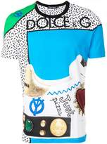 Dolce & Gabbana King of Hearts printed T-shirt