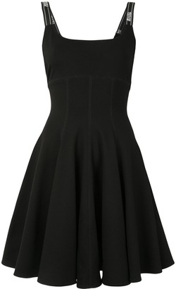 Versace Jeans Couture Mini Skater Dress