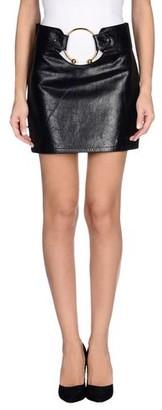 Anthony Vaccarello Mini skirt