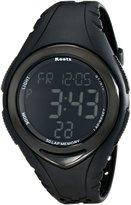 Roots Men's 1R-AT122BA1B Robson Digital Display Quartz Black Watch