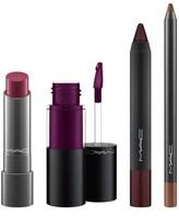 M·A·C MAC Dark Plum Lip Kit - No Color