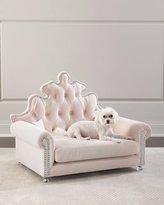 Haute House Isabella Blush Dog Bed