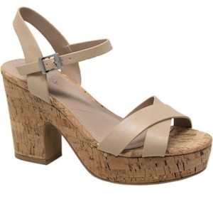 Charles by Charles David Departed Wedge Sandals Women's Shoes