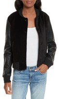 Rag & Bone Women's Camden Varsity Jacket