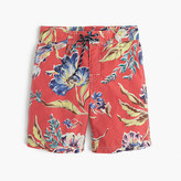 J.Crew Boys' board short in maui floral